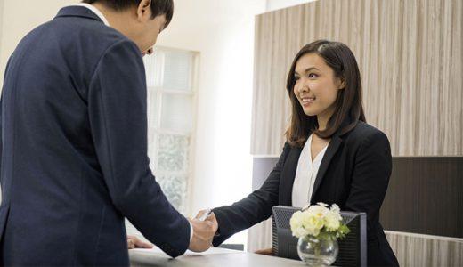 輸入ビジネス同業者との打ち合わせ
